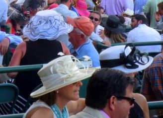 Dad wore his best ball cap