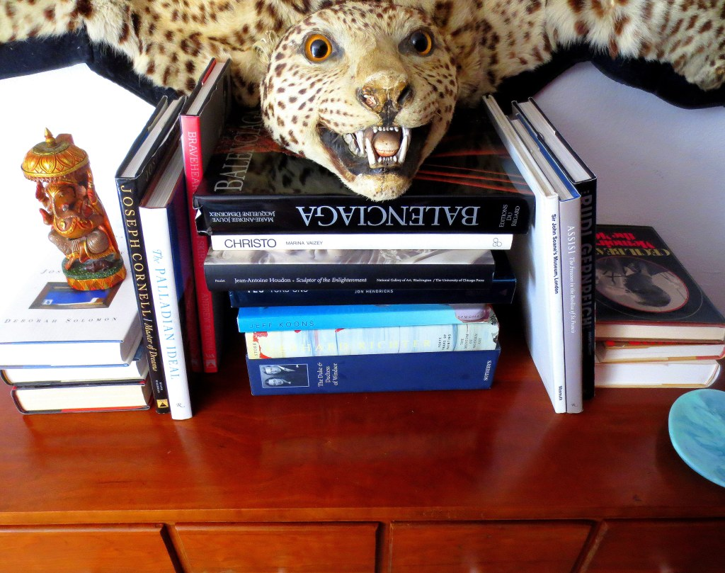 Literary Lions, yes, but let's not forget our Literary Leopards.