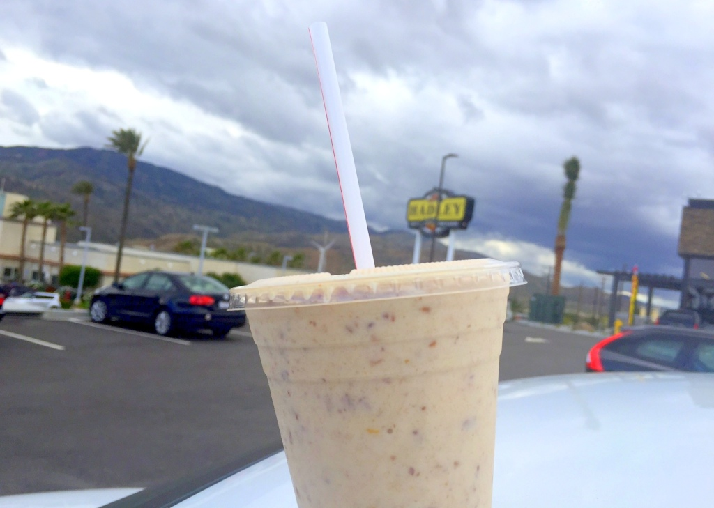 The tempestuous, moody Date Shake